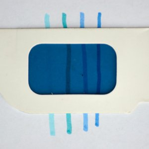 finding the perfect fit for the blue lens