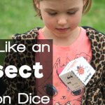 Act Like an Insect – Action Dice
