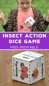 insect action dice