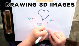 draw your own 3D image
