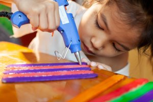 Beginner At Home Makerspace for Kids!